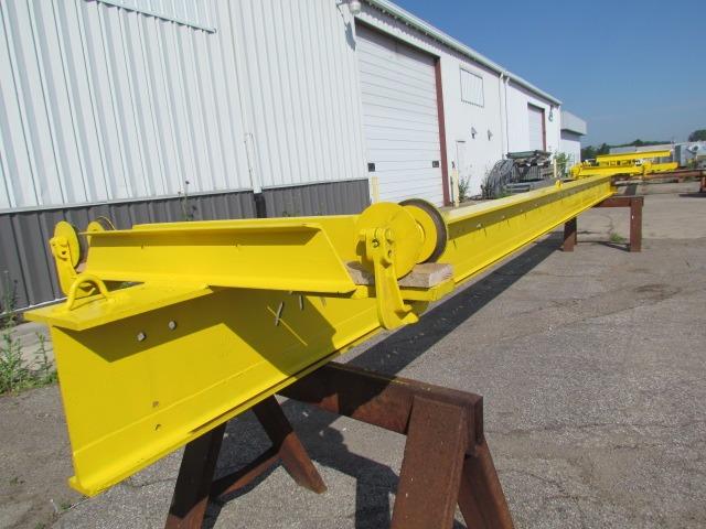 Ellsen 2 ton single girder overhead crane for sale