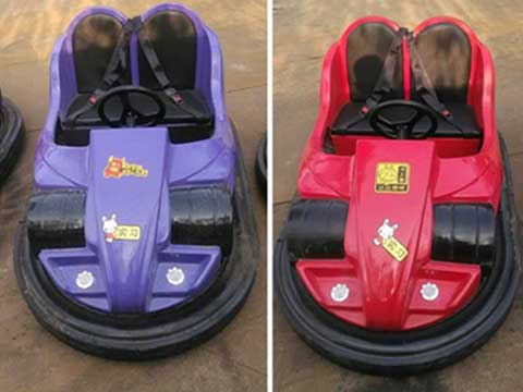 Electric bumper cars for sale