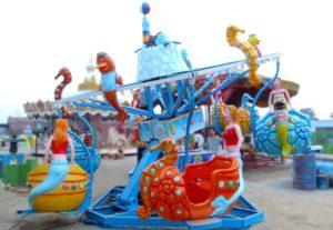 ocean walk ride for children