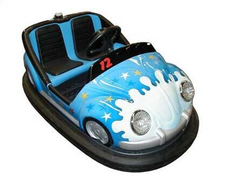 Electric Bumper Car for Children