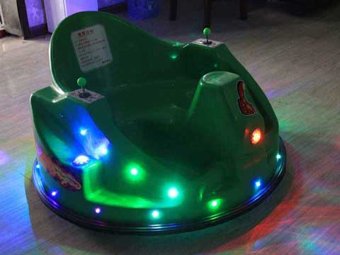 LED Light Bumper Cars for Kids
