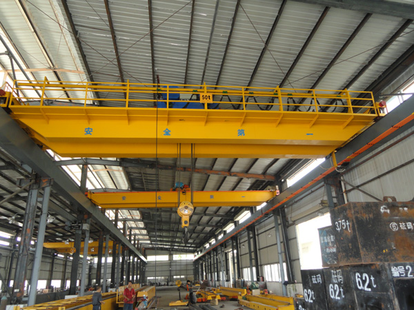 buy Overhead Cranes 50 ton
